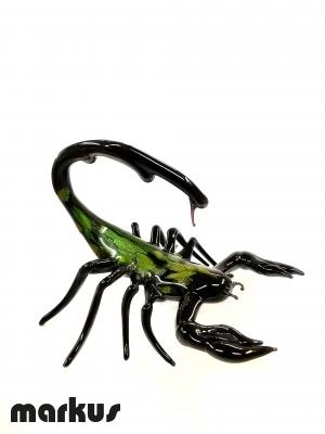 Scorpio Green color