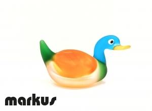 Papera Arancio-Bluino-Verde