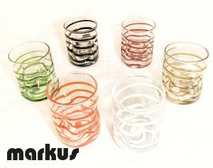 Set bicchieri Maya