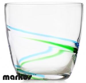 Bicchiere in vetro  Tumbler N 3
