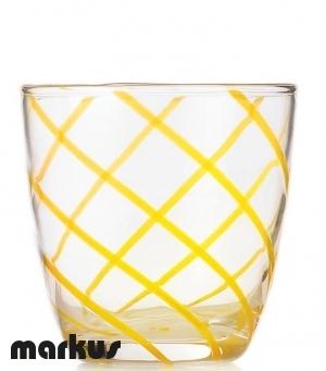 Bicchiere in vetro  Tumbler N 1