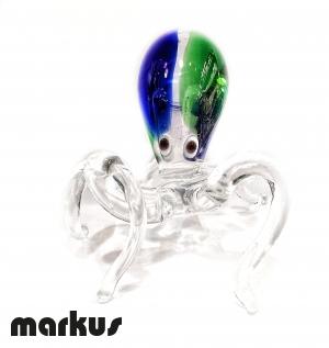 Polipo Verde Blu