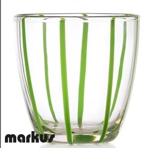 Bicchiere in vetro di Tumbler N 20