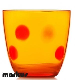 Bicchiere in vetro di Tumbler N 21