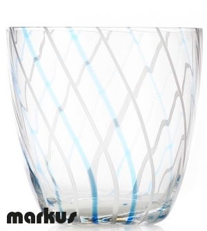 Bicchiere in vetro di Tumbler N 2