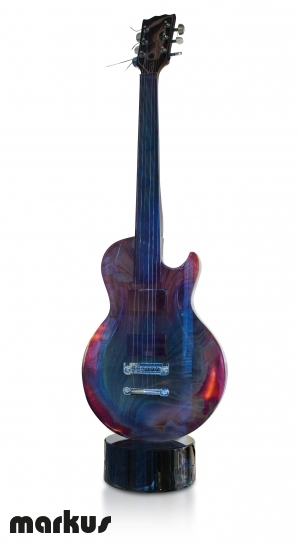 Chitarra elettrica di Dino Rosin