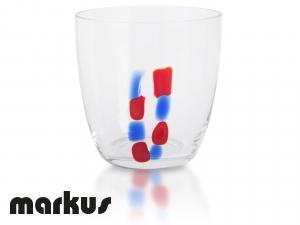 Bicchiere in vetro Tumbler N 7