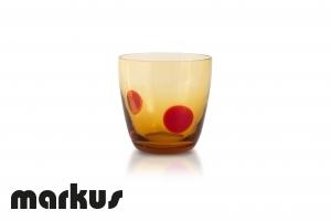 Bicchiere in vetro Tumbler N 8