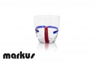 Bicchiere in vetro Tumbler N 12