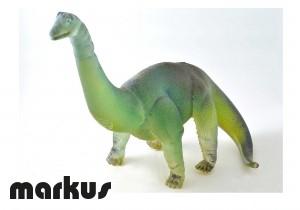 Dinosauro in vetro