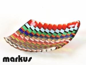 Piatto arcobaleno misura piccola