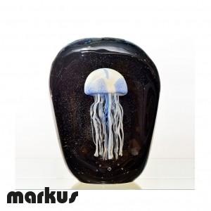 Medusa celeste sommersa