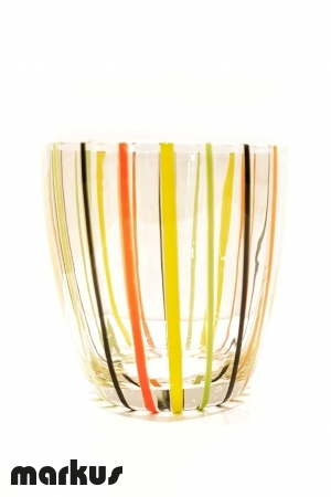 Bicchiere in vetro  Tumbler N 4.