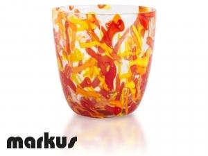 Bicchiere in vetro  Tumbler N 18