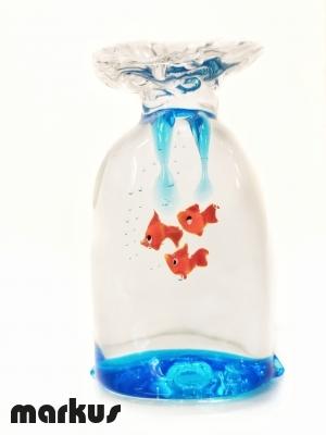 Sacchetto pesce rosso XXL