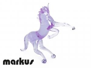 GLASS HORSE ALEXANDRITE COLOR
