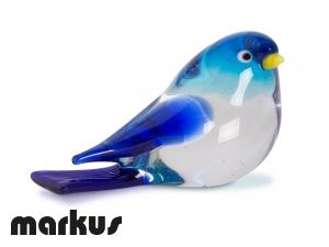 BLUE GLASS BIRD